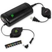 90W Retractable Universial Charger