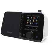 White Mondo Color Internet Radio