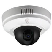 Fixed Dome High Definition IP Camera
