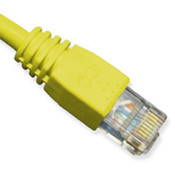 PatchCord 3' Cat6 - Yellow Wholesale Bulk