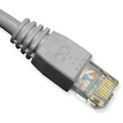 PatchCord 10' Cat6 Gray