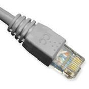 PatchCord 14' Cat6 - Gray Wholesale Bulk