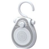 AM/FM shower radio