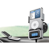 Bluetooth Car Kit w/ FM Transmitter