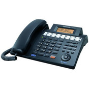 4-Line Speakerphone w/ Caller ID - Black