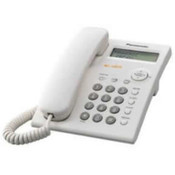Feature Phone w/ Caller ID WHITE