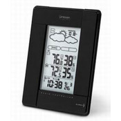Wireless Weather Station BLACK