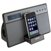 iPhone/iPod AM/FM clock Radio