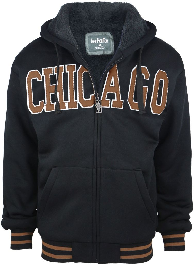 Men's Chicago Sherpa Lined Jackets (2133489)