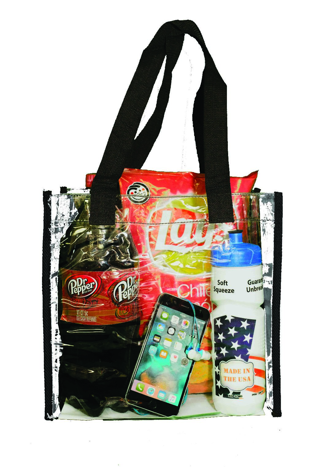 Wholesale Clear Tote Bag Stadium Compliant Sku 2318412