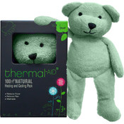 Thermal-Aid Green Bear