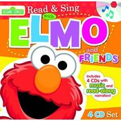 Sesame Street Read & Sing with Elmo & Friends Ultimate Collection