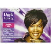 Dark and Lovely Perm Creme Relaxer- Super
