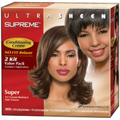 Ultra Sheen Supreme No-Lye Conditioning Relaxer Super