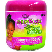 African Pride Dream Kids Olive Miracle Smooth Edge
