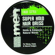 Ultra Sheen Men Fade Style Super Hold Hair Dress