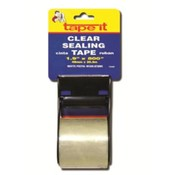 Carton Sealing Tape Clear + Dispenser