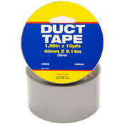 "Duct Tape - Silver - 1.89"" x 10 Yards"