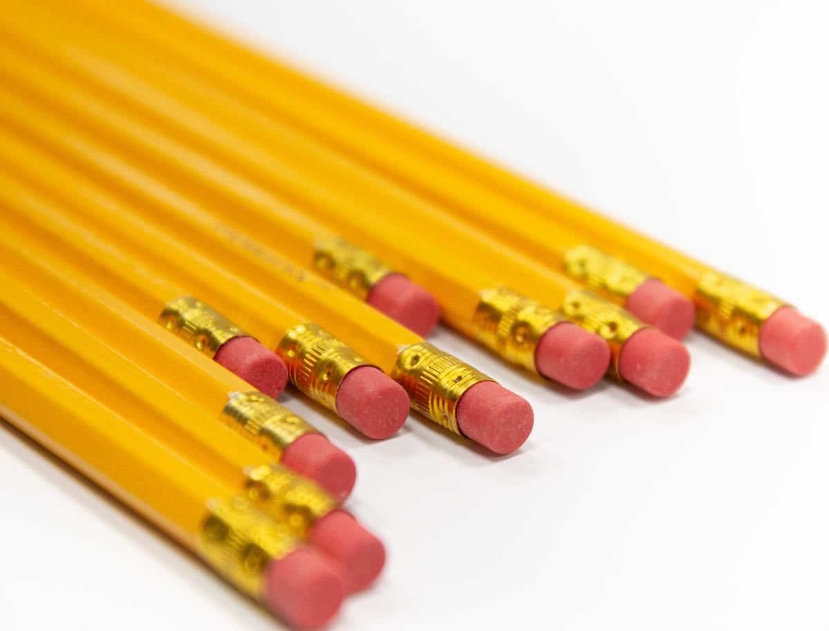 Wholesale #2 Pencils in Bulk School Supplies (SKU 1766724 ...