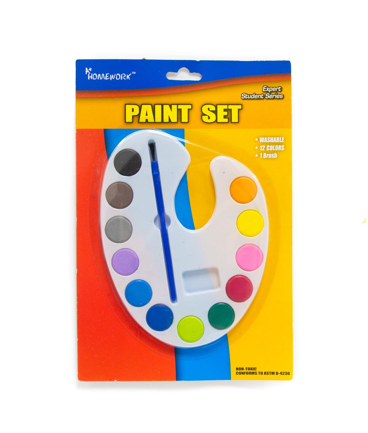Watercolor PAINT Set (92780)