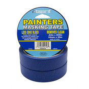 TAPE IT Painters Blue Masking Tape - .94 x 67ft Wholesale Bulk