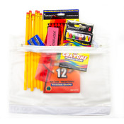 Back to School Pencil Kit with Crayons