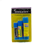 Glue Sticks - 3 pack