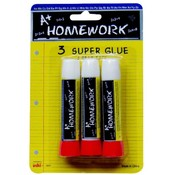Super Glue Sticks - 3 pack