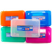 Student Storage Plastic Box - 8&quot; x 5&quot; x 2&quot;