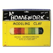 Modeling Clay - 12 colors - 9 ounces
