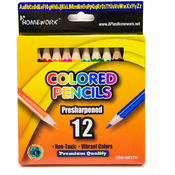"Colored Pencils - Mini 3.5"" - 12 pack"