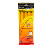Pencils - No. 2 - 10 count