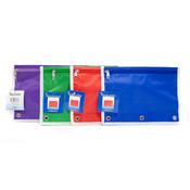 Pencil Case - Nylon - Assorted Colors