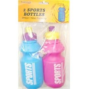 2 Pack Sport Bottles Wholesale Bulk