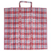 Extra Large Checker Style Laundry Bag