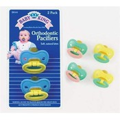 2 Pk Ortho Pacifier Wholesale Bulk