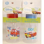 Cars 5oz Baby Bottle