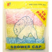 12 Pack Shower Caps