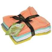 5 Pack Wash Cloth 12X12 In