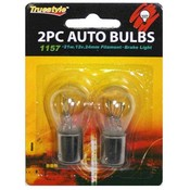 2 Piece Auto Bulb  Brake Light