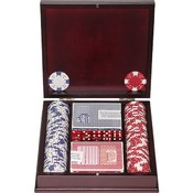 100 Chip Ace/King Suited 11.5g Set w/Beautiful Mah