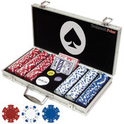 Maverick 300 Dice Style 11.5g Poker Chip Set - Ret