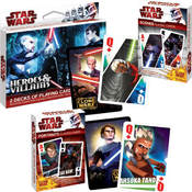 Stars Wars/Clone Wars Poker Playing Card