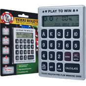 Texas Hold 'Em Pre-Flop Winning Odds Calculator