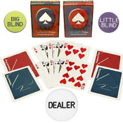 Poker Chip Set Accessories