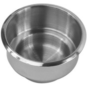 Dual Size Jumbo Stainless Steel Cup holder