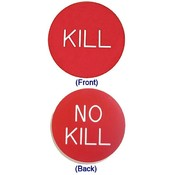 KILL / NO KILL BUTTON for Poker Game