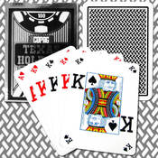CopagT Poker Size Texas Holdem Design Peek Index - Wholesale Bulk