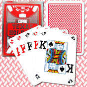 CopagT Poker Size Texas Holdem Design Peek Index -