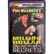 DVD - Phil Hellmuth's Million Dollar Online Poker